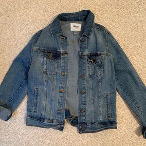 NWOT Old Navy light wash denim jacket